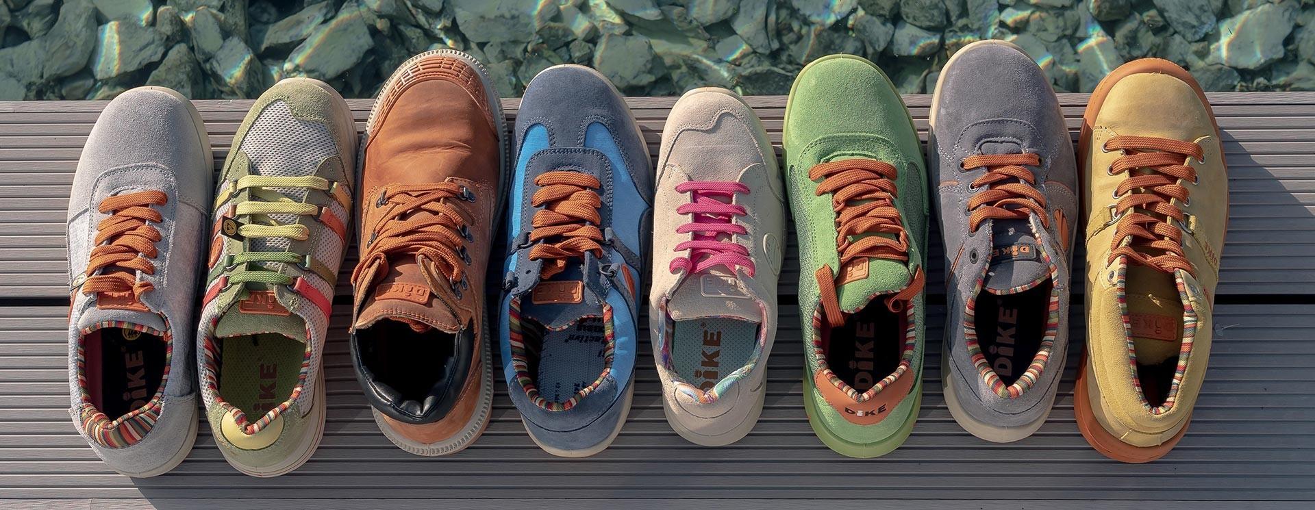 Zapatos de seguridad y botas de trabajo | Dike