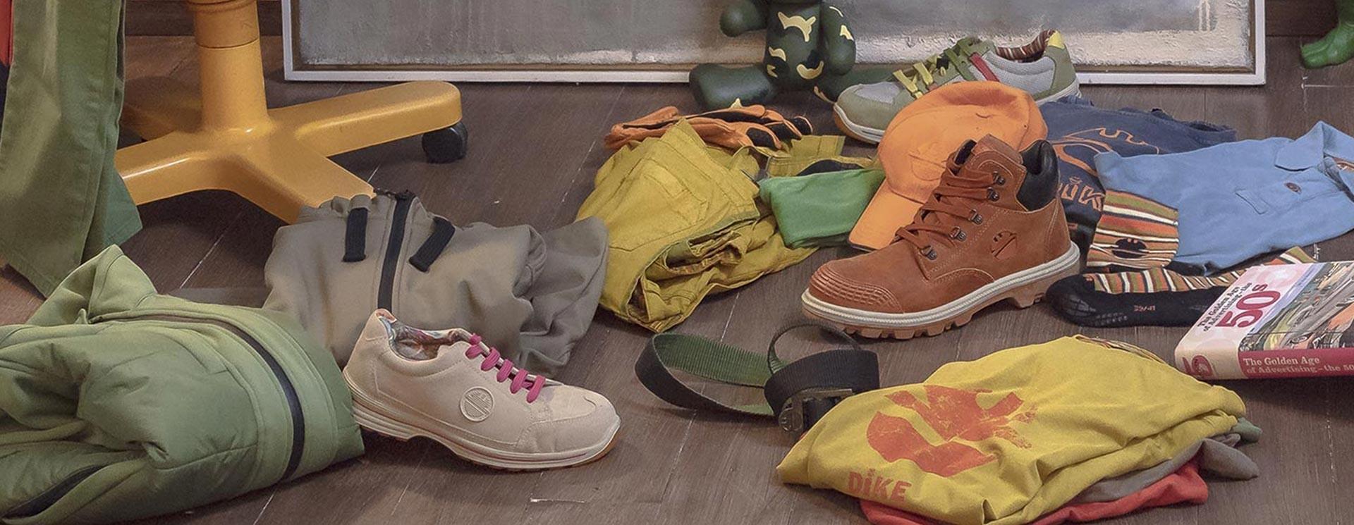 Arbeitskleidung | Dike