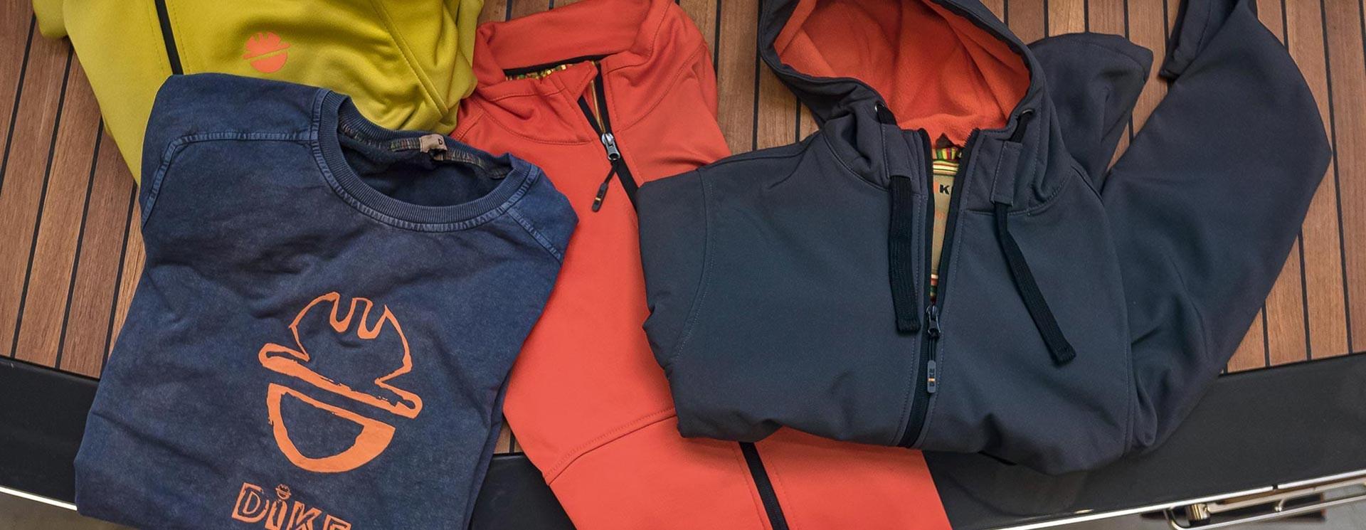 Pulls Molletonnes - Vêtements de travail | Dike