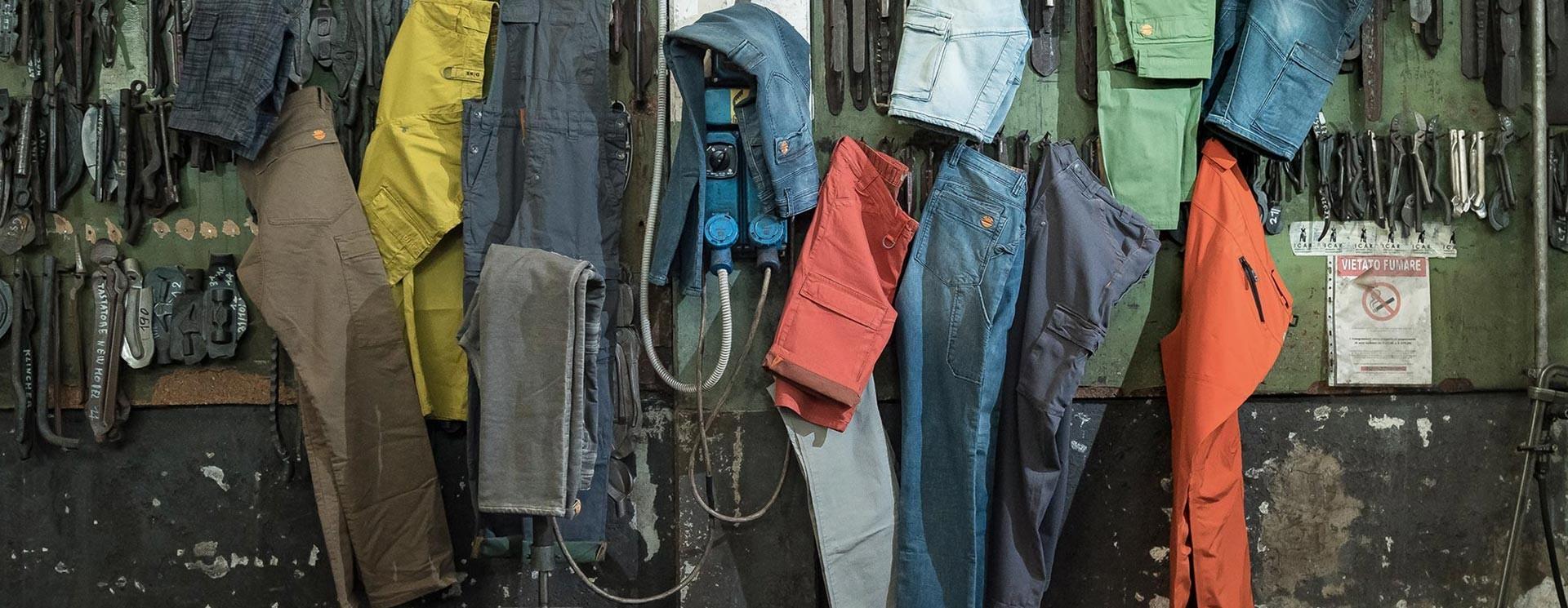 Pantalon de Travail - Vêtements de travail | Dike