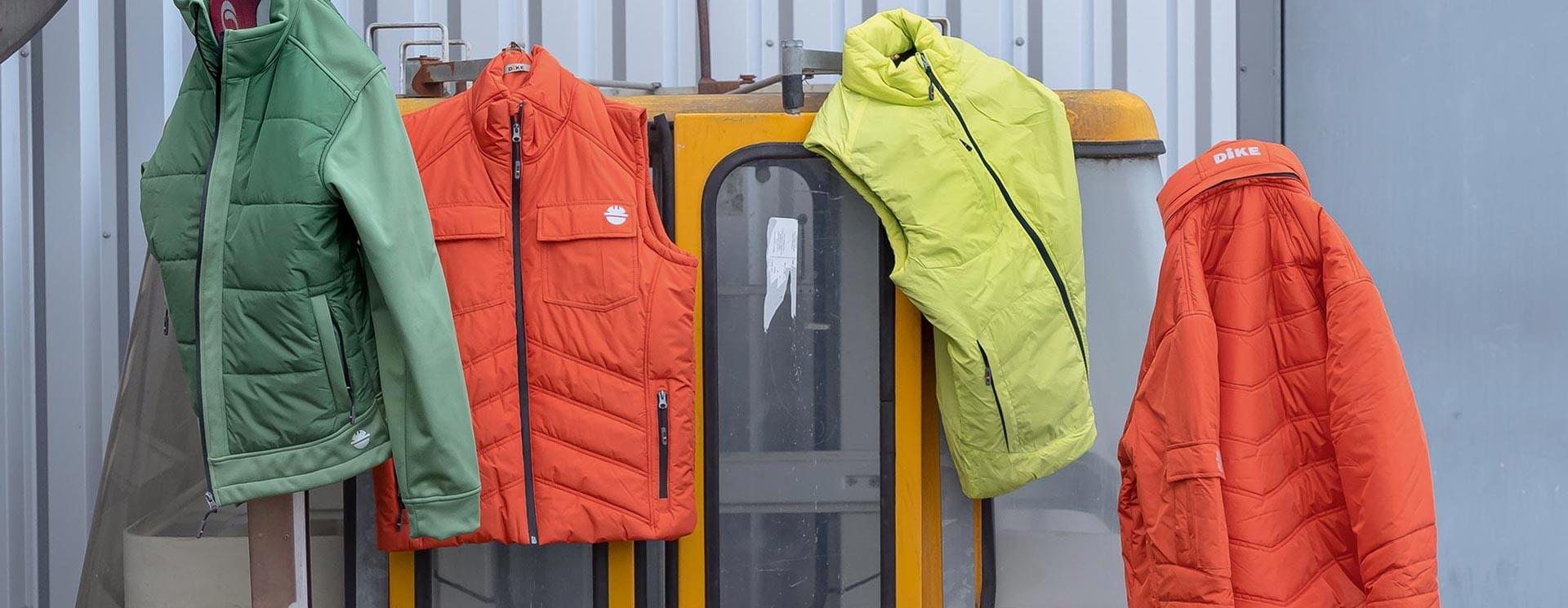 Arbeitsjacken - Arbeitskleidung | Dike